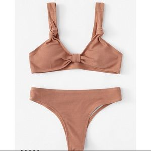 Other - Knot Straps bikini set